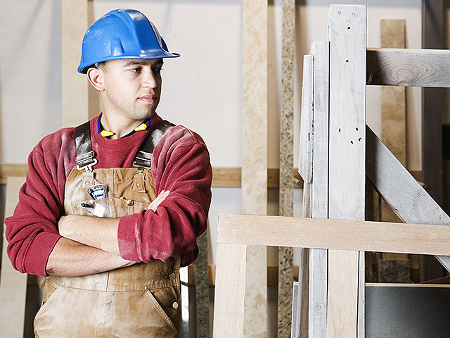 Monter konstrukcji budowlanych